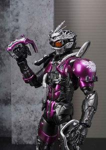 "Image 3 - 100% oryginalne BANDAI Tamashii narody S.H.Figuarts (SHF) figurka Mashin Chaser z ""Kamen Rider Drive"""