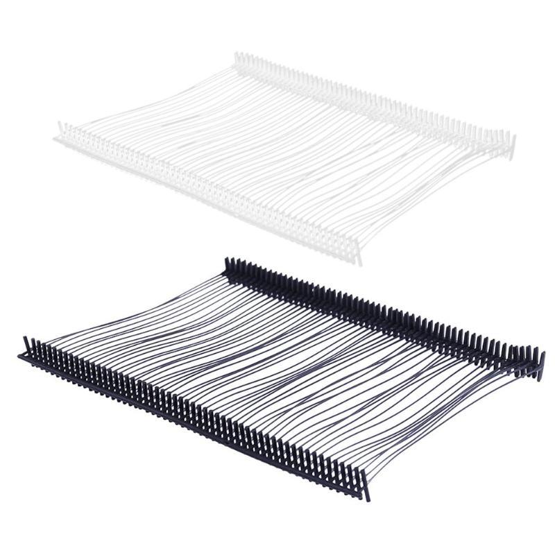 5000Pcs Plastic Needle Durable Plastic Garment Clothes Price Label Tagging Tag Machine Barbs White Black Colors Droshipping
