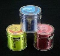 500M Japan Daiwa Nylon Fishing Line Monofilament Fish Wire 4 Colors Code 2 5 10LB