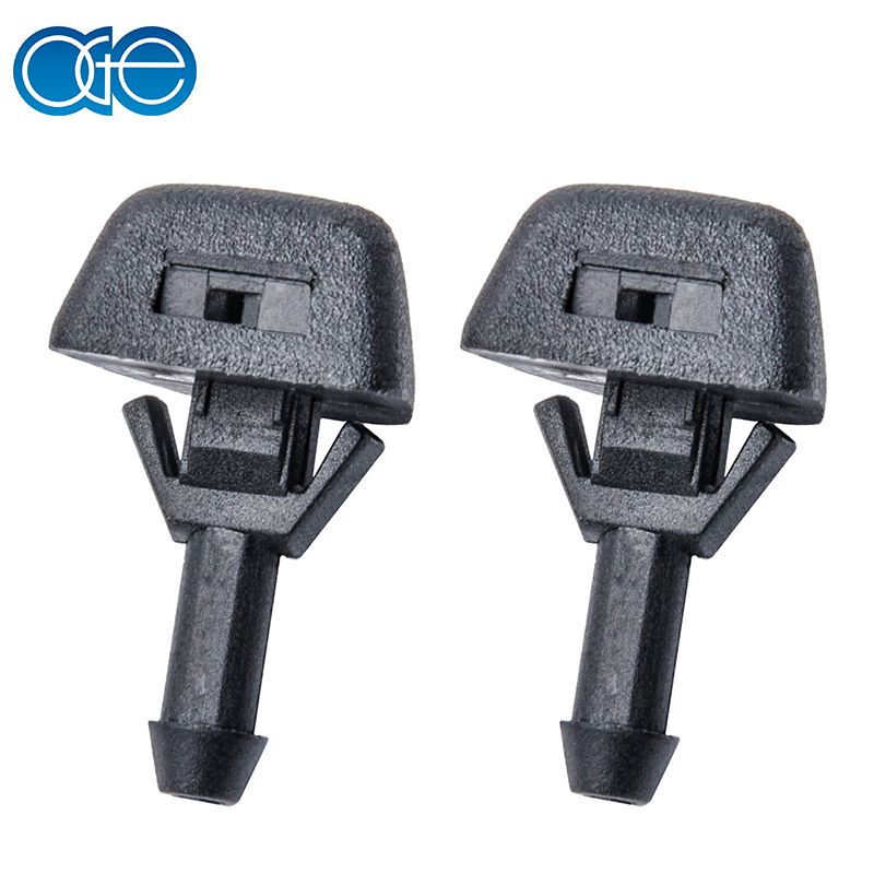 New 2x Volvo Professional Parts Windshield Washer Nozzle Squirter Jet 30655605