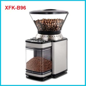 XFK-B96 Professional Commercial Household Coffee Grinder High Quality Electric Coffee Machine Advanced Grinding 220V/50 Hz 4.7L