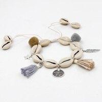 Bracelet de cheville bohème 2