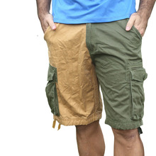 Quality Goods Cotton Sports Camping Hunting Shorts Male Outdoors Leisure Tooling Multi-Pocket Big Yards Loose Clothes