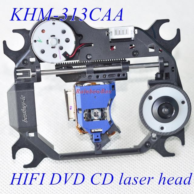 DVD/ EVD Optical pick up KHS 313A KHM313CAA MECHANISM KHM 313CAA DVD Laser head ( KHM 313AAA )
