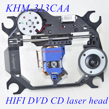 DVD/EVD Optical pick up MECANISMO KHM313CAA KHS 313A KHM 313CAA DVD cabeça Do Laser (KHM 313AAA)