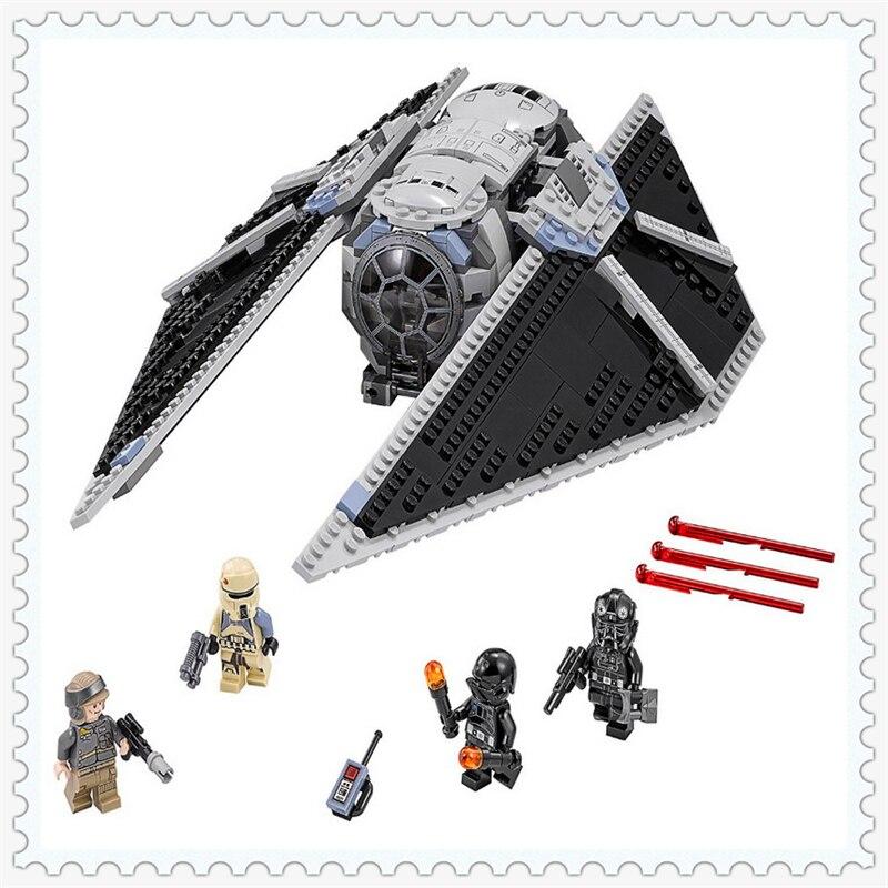 543 Pcs Star Wars CRAVATE Attaquant Modèle Building Block Jouets LEPIN 05048 Éducatifs Figure Cadeau Pour Enfants Compatible Legoe 75154
