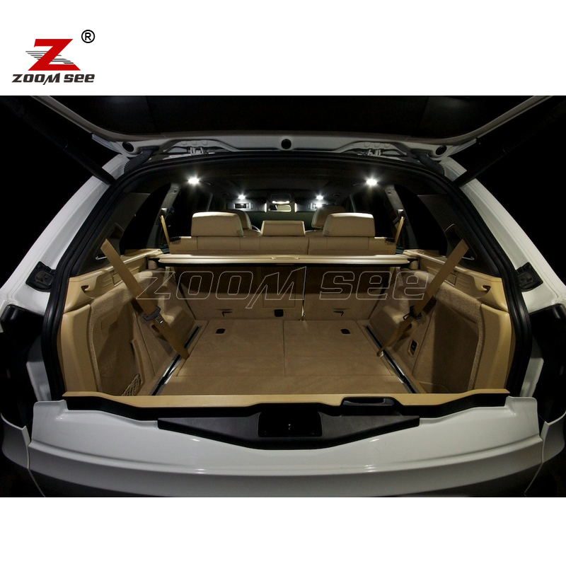 23pcs LED llamba e pllakave të licencës + Paketimi i plotë i - Dritat e makinave - Foto 4