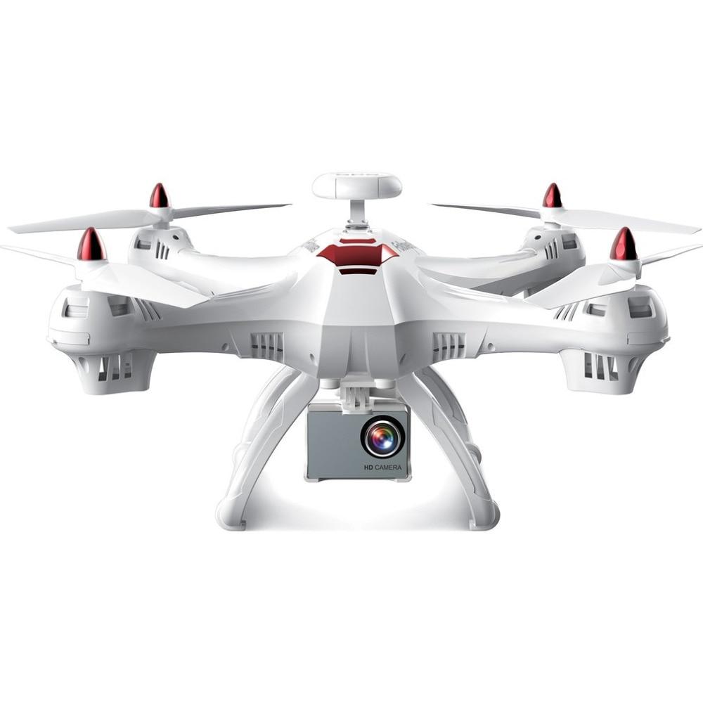 2.4g RC Drone avec Caméra 720 p 5g wifi HD Quadrocopter GPS Télécommande Quadrocopter 2000 mah 3D roulis 4 Canaux