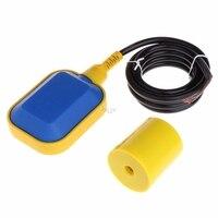 Float Schalter 2m Wasser Tank Ebene Controller Sensor Flüssigkeit Auftragnehmer Pumpe MAY25 dropshipping-in Durchfluss-Sensoren aus Werkzeug bei