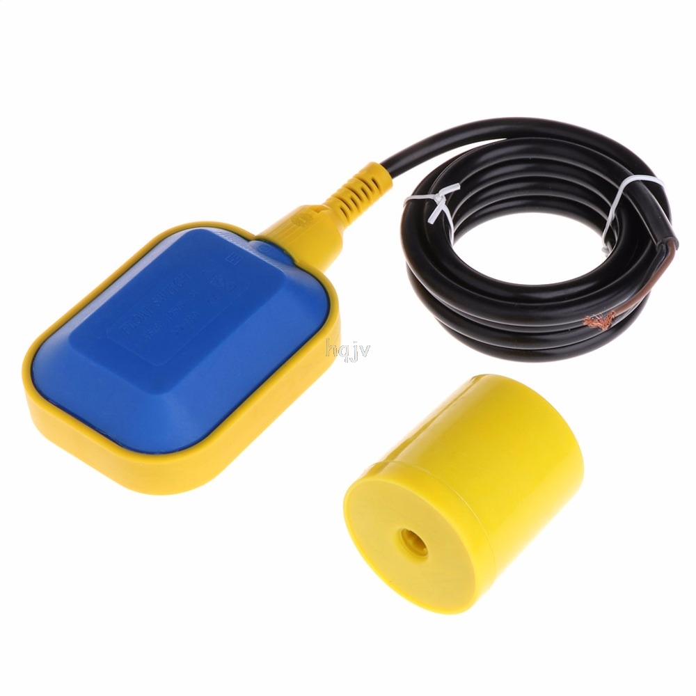 Float Switch 2m Water Tank Level Controller Sensor  Fluid Contractor Pump MAY25 dropshipping Flow Sensors     - title=