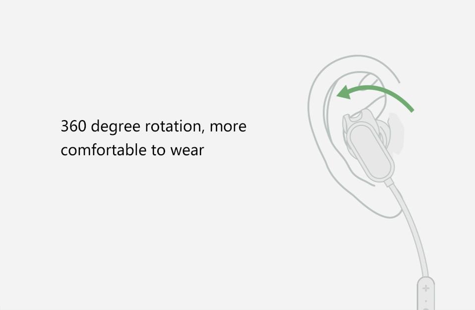 Xiaomi Sports Earphone Bluetooth 4.1 Youth Edition Version Headphones Wireless Bluetooth Headset running AI Control Mi Headsets (3)