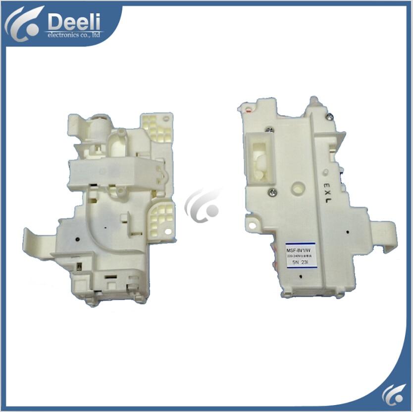 Original 100% new for Washing Machine Blade Electronic door lock delay switch new original safety door switch d4ns 1df