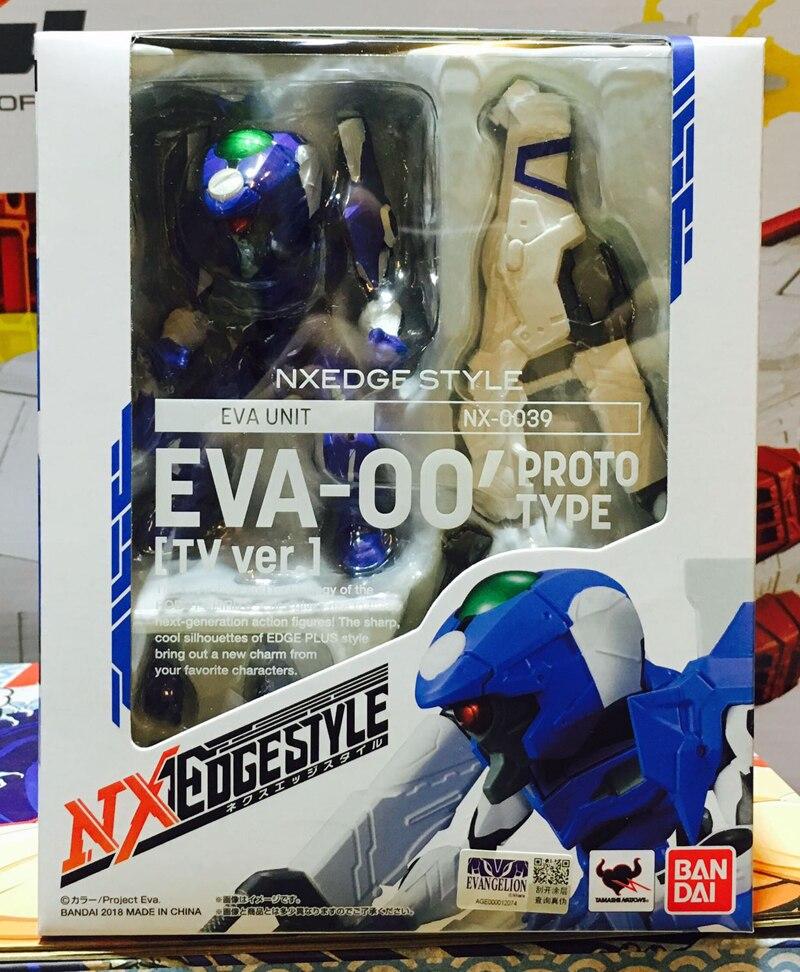 NXEDGE STYLE NX-0039 EVA UNIT EVA UNIT 00 /'PROTO TYPE TV Figure BANDAI.