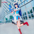 Sonoda Umi Cosplay Love Live! Lovelive School Idol Project  Marine Awakening Idolized Version Uwowo Costume