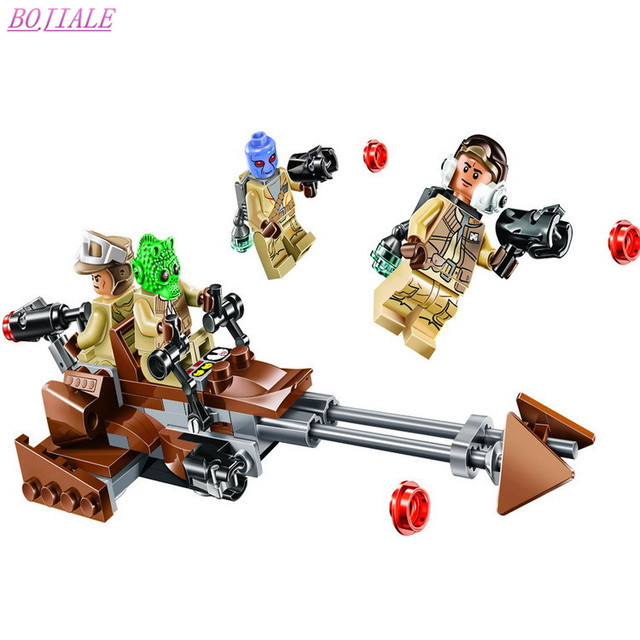 Image is loading 10x-DH-17-Star-Wars-Rebel-Trooper-Blaster-