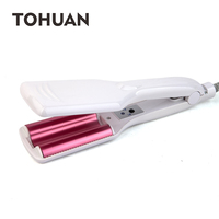 Ceramic Hair Curling Iron Electronic Hair Wave Iron Curler Rollers Krultang Curl Wand Irons Waver Escova Rotativa Styling Tools