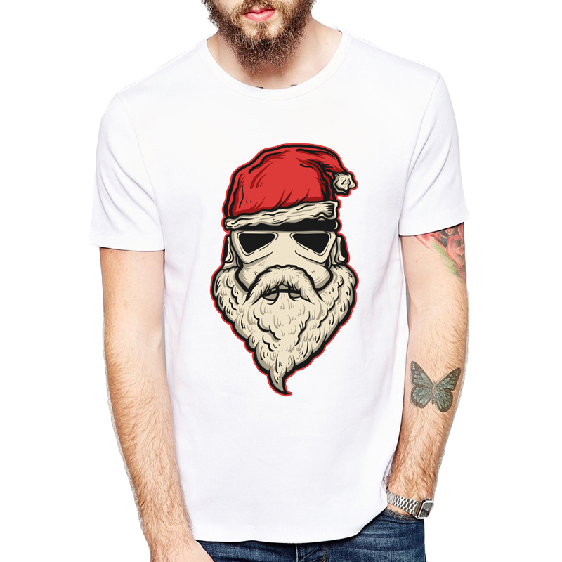 Men's T-Shirt Trooper <font><b>Christmas</b></font> Cartoon Hip Hop <font><b>Tshirt</b></font> Homme Cool Storm Trooper tops tee Join The Empire Fashion <font><b>Star</b></font> <font><b>War</b></font> image