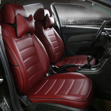 Asiento de coche cubre para Agila Vectra Zafira Astra GTC PAGANI ZONDA SAAB Spyker RAM HUMMER CC pu cuero cojines estera juego de accesorios
