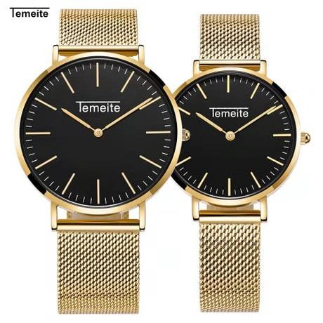 Fashion Women Watches Personality Romantic Gold Strap Watch Women's Wrist Watch Ladies Waterproof And Shockproof Clock