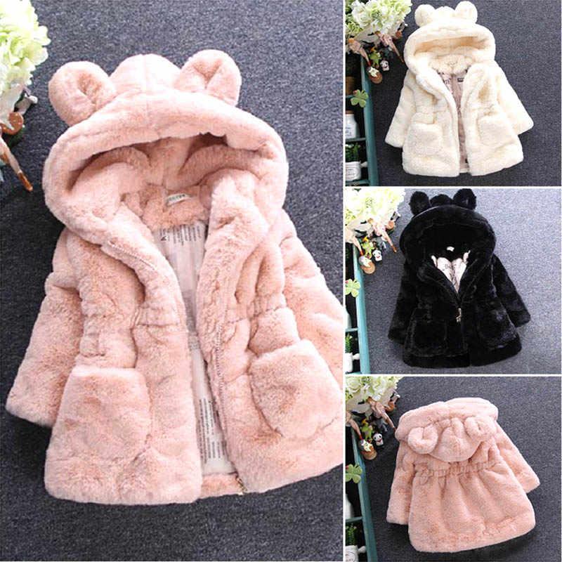 Wholesale coat winter coat Cheap Group fur ears bear Buy KJucl35T1F