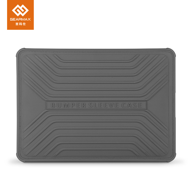 Ultra thin water repellent anti-shock Laptop Sleeve Pouch For Macbook 10