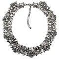 Nova marca de moda jóias grande declaração chunky gargantilha colares vintage maxi colar colares mulheres jewery atacado