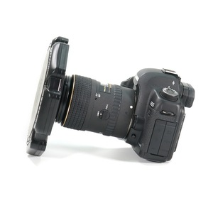 Image 4 - Selens LED ビデオリングライト 160 チップ調光可能 LED デジタル一眼レフ DV ビデオカメラビデオ 5600 18K 光源送料レンズアダプタリング環状ランプ