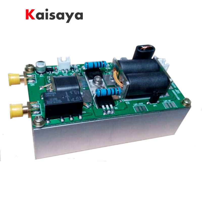 DIY kits 70W SSB linear HF Power Amplifier For YAESU FT-817 KX3 C4-003