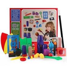 Детский реквизит для магических трюков, Набор детских игрушек, волшебные трюки для профессиональные маги, игрушки, подарок, простая развивающая игрушка для магических начинающих