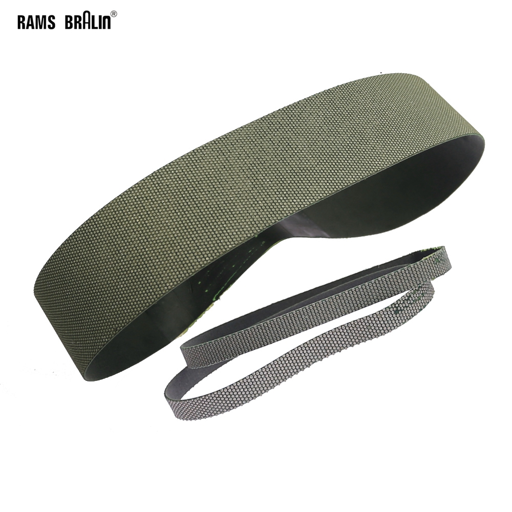 Diamond Abrasive Sanding Belt P200/230 For Hard Alloy Glass Ceramic Grinding Polishing Dressing