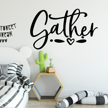 Fashionable gather Pvc Wall Art For Kids Room Living Room Home Decor Pvc Wall Decals Decorative Vinyl Wall Stickers naklejki na