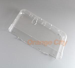 Image 3 - ChengChengDianWan прозрачный жесткий прозрачный чехол, защитный чехол для нового 3DS XL/LL NEW 3dsxl 3dsll, кристальный протектор, 20 шт.