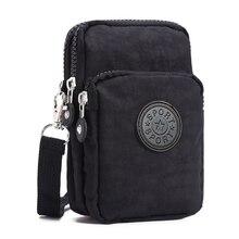 Женский кошелек для монет, женские кошельки с карманами, женские сумки-мессенджеры для денег, держатель для карт, женские кошельки, Женский кошелек, мини-сумка на плечо на молнии