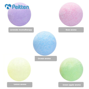 Converient Pet Dog SPA Bathing Carbonic Acid Effervescent Tablets Pet Dogs Cats Grooming Accessories Puppy Bathing Cleaning 2017