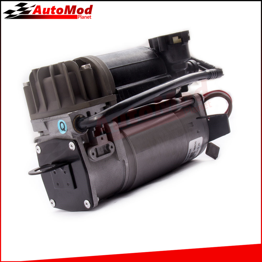 For w220 mercedes e350 s430 s500 s class air suspension for Air compressor pump and motor replacement