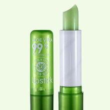 Aloe Vera Lipstick Color Mood Changing Long Lasting Moisturizing Lipstick