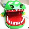 Бар Крокодил Стоматолог Детский Те Трюк двуспальная Bites Семейные Игры Gag Игрушки Для Детей FSWOB