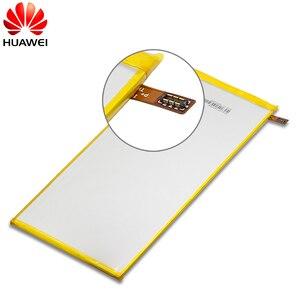 Image 5 - Hua Wei Original Tablet Batterie HB3080G1EBC/HB3080G1EBW für Huawei Mediapad M1 8,0 T1 821W/823l M2 803L Ehre S8 701W 4800 mAh
