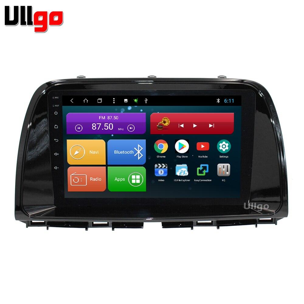 9 pouce Octa base Android 7.1 Unité De Tête de Voiture pour Mazda CX-5 2013 2014 Autoradio GPS De Voiture Stéréo avec BT radio RDS Miroir-lien Wifi