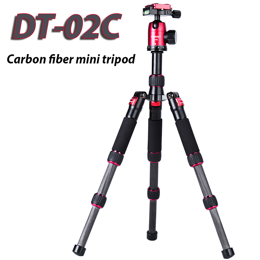 Image 5 - Manbily DT 02 mini tripod for mobile phone and camera macro shooting desktop video standLive Tripods