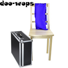 Floating-Chair Mentalism-Levitation Gimmick-Props Magician Stage Party-Illusions Professional