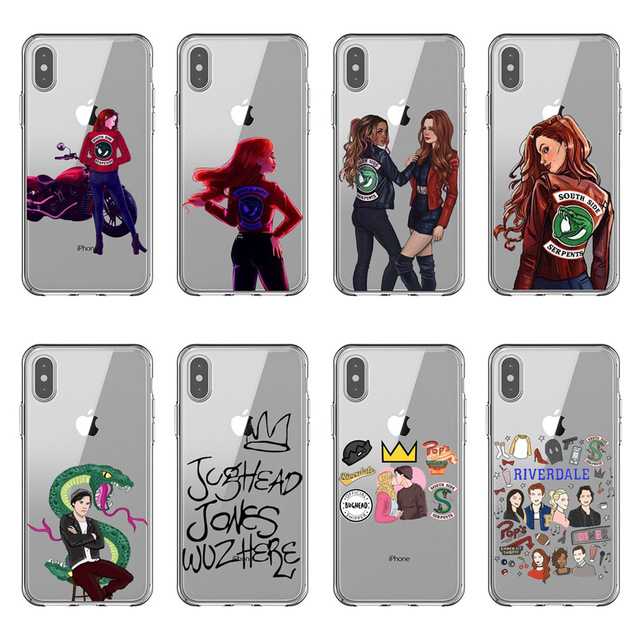 riverdale coque iphone xs
