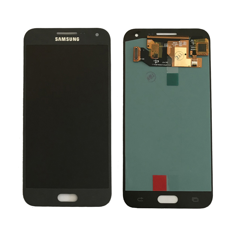 100% Super AMOLED For Samsung Glaxy E5 E500 E500F E500H E500M LCD Display Touch Screen D ...