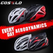 2016 costelo road Bike Helmet Mountain MTB Helmet Ciclismo Capacete para Bicicleta velo bici helmet men women Octal race day