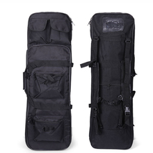 Tactical Gun Holster Airsoft Rifle Carry Case Large Capacity Nylon Shoulder Backpack 81cm Hunting Sport Bag