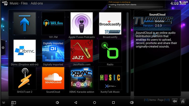RBSCH MX Pro Android 5 1 TV BOX Amlogic S905 Quad Core