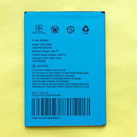 New Original Battery For Umi ROME X ROMEX 2500mAh Replacement Mobile Phone Batteries High Quality 3