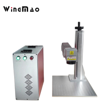 Motorcycle vin number fiber laser marking machine for brand