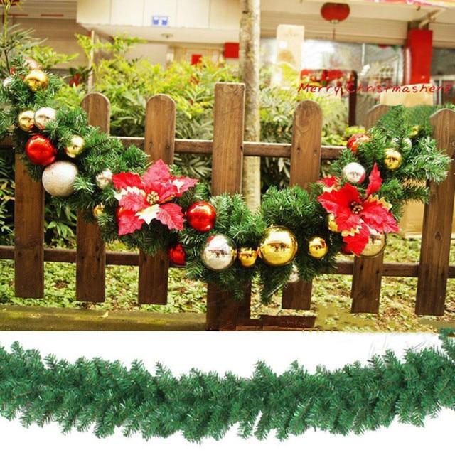 Home U0026 Living Christmas Tree Luxury Home Decor Artificial Plant Garland  Pine Tree Christmas Tree Fireplace