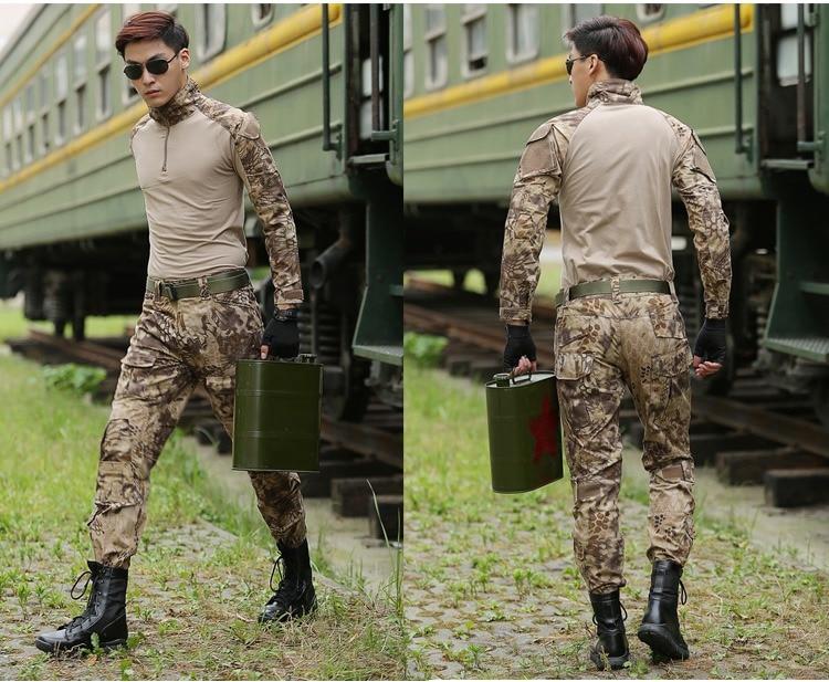 ФОТО Kryptek Mandrake acu style G3 uniform shirt and  pants airsoft painball outdoor hunting combat tactical military uniform